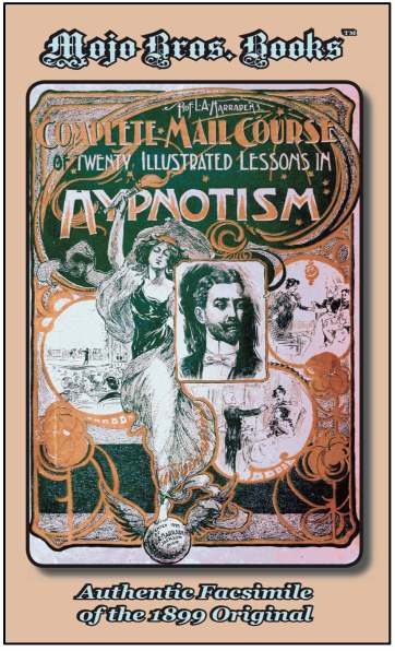 Hypnosis Book Cover
