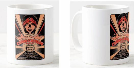 King Curio Mug