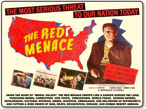 RED MENACE copy