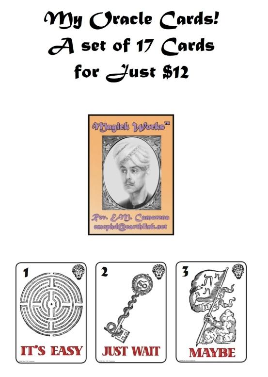ORACLE CARD PROMO IMAGE