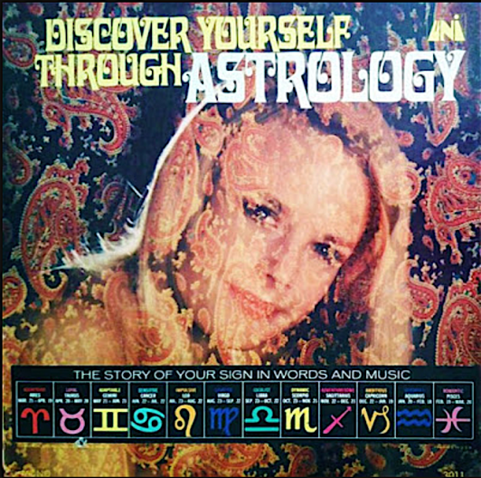 Astrology LP cover