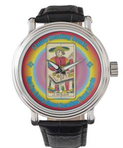 tarot-lovers-wrist-watch