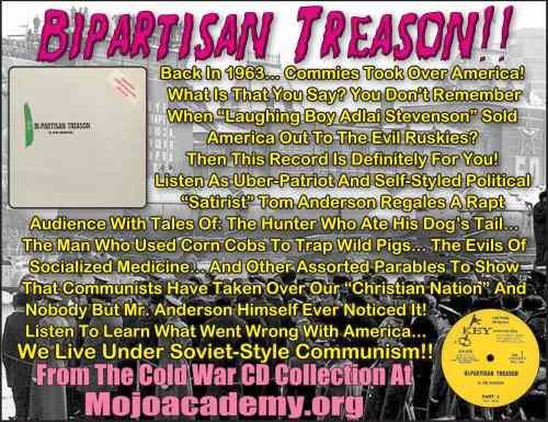 Bipartisan Treason