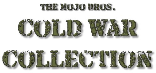 Cold War Collection Banner