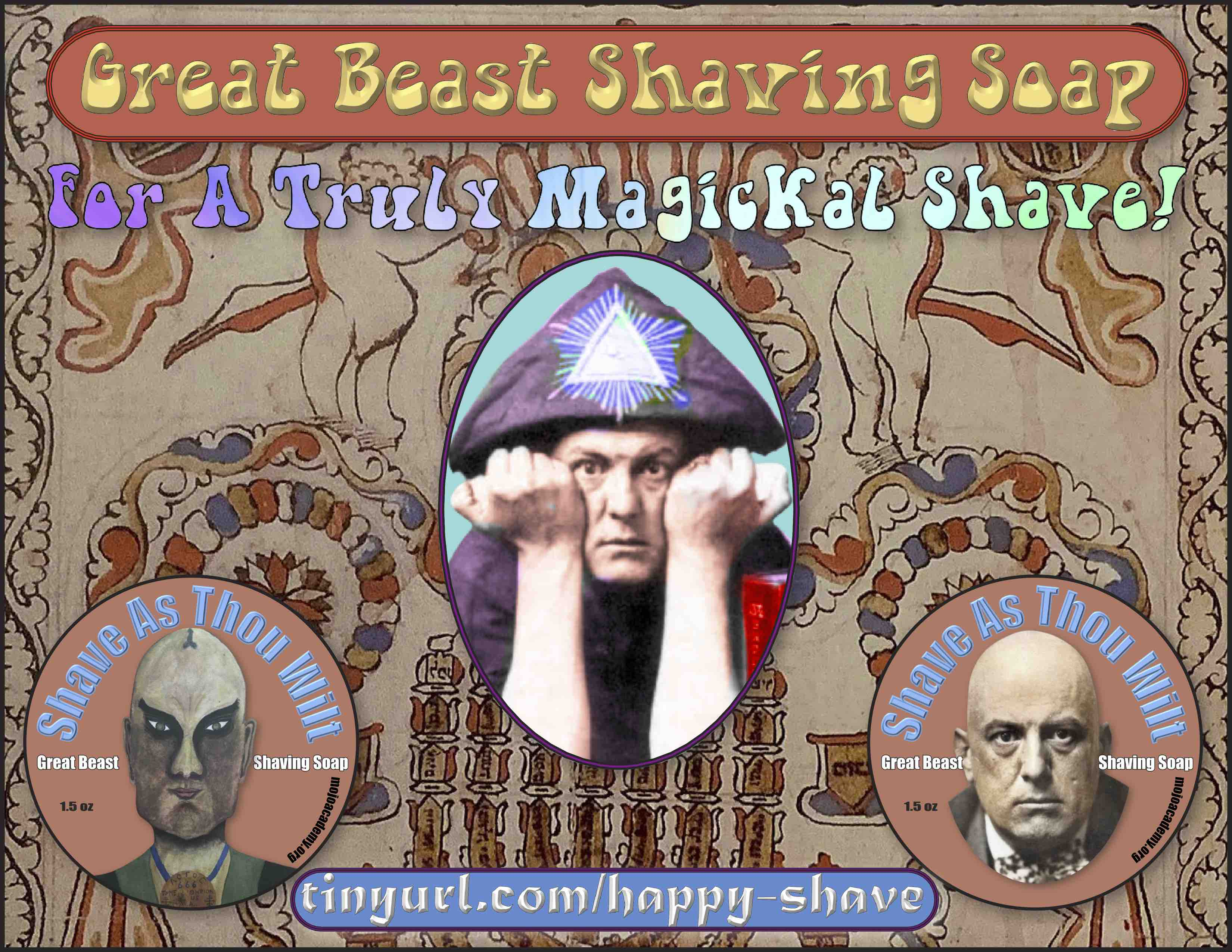 New Crowley Soap Ad Tapestry small
